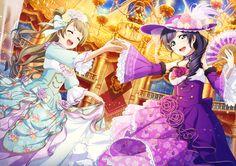UR Kotori & Nozomi Idolized