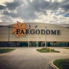 Fargodome in Fargo, ND