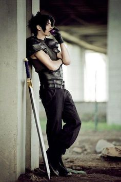 Zack Fair | Final Fantasy VII Advent Children #cosplay #game