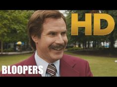 Anchorman 2: The Legend Continues | Bloopers / Gag Reel | (HD) 2013 | Will Ferrell
