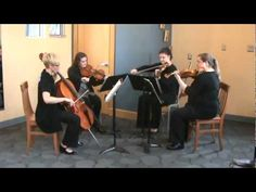 Purcell's Trumpet Tune-Wedding Music by Arcata Strings. Pre-ceremony music, not processional