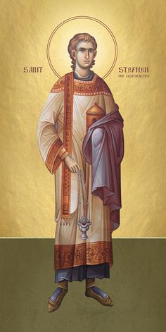 We are an online maker and seller of Orthodox Christian Icons, books, and gifts. We offer many different sizes, as well as laminated or mounted on wood. Hagiography, Saint Stephen, Jesus Art, Orthodox Christian Icons, Life Art, Art Icon