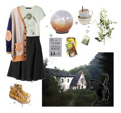 """""""Witch"""" by oswin-oswald2 on Polyvore featuring ...Lost, Pier 1 Imports, Something Else, Margaret Howell, CO et Converse"""