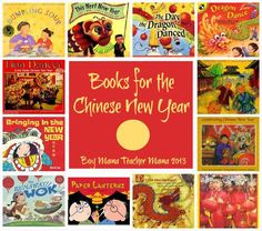Book Mama: Books for the Chinese New Year