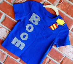 Baby and Toddler Boy 4th of July Blue