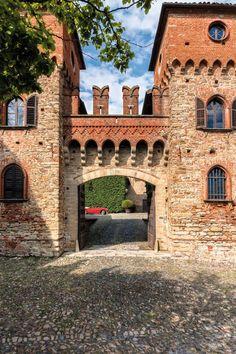 Castello di Tagliolo, Tagliolo Monferrato, Alessandria