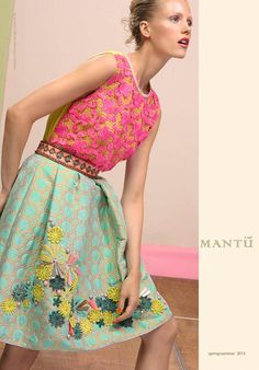 Mantù, Spring/Summer 2013 #campaign   Diana Meszaros by Stefano Moro Van Wyk