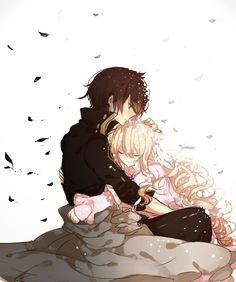 Mavis: *dies* Zeref: Wtf have I done.... I love them as a couple tbh