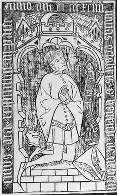 Henrich de Urbech (1395) Saxony Anhalt, Age, Medieval, Gothic, Fabric, Buttons, Middle Ages, Kleding, Tejido