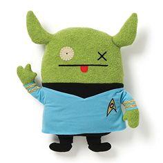 Gund Uglydoll Star Trek OX Spock Uglydoll