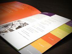 Annual Report Design: Genworth Foundations Promises in Action