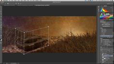 Master Photoshop CC's new Perspective Warp tool