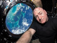Today, NASA astronaut Scott Kelly will squeeze into a Soyuz capsule and leave the International Space Station for the first time in more than a year.