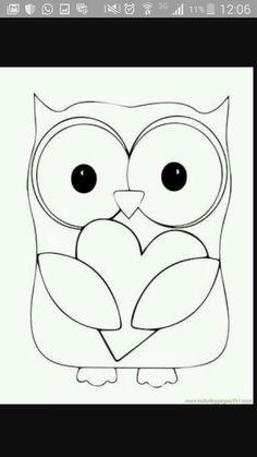 Owl Printable Coloring Pages . 24 Owl Printable Coloring Pages . Owl Coloring Pages Printable Free Heart Coloring Pages, Animal Coloring Pages, Free Printable Coloring Pages, Colouring Pages, Coloring Pages For Kids, Coloring Sheets, Kids Coloring, Free Coloring, Valentine Coloring Pages