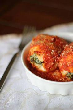 italian style stuffed chicken breast