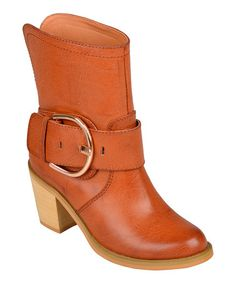 Look what I found on #zulily! Tan Marybelle Boot #zulilyfinds