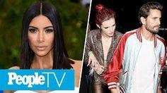 Kim Kardashian Calls Scott Disick Desperate During Cannes Fling With Bella Thorne   PeopleTV