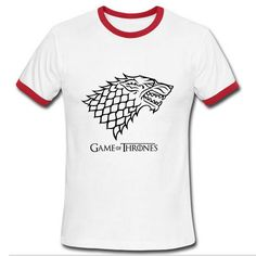 Euro Size Games of Thrones Winter Is Coming Funny Printing T Shirts Men Cotton O Neck Man t shirt Short Sleeve Mens Ringer Tees  //Price: $US $16.64 & FREE Shipping //     #gameofthrones #gameofthronestour #gameofthronesfamily  #starks