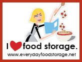 fun food storage blog.... recipes, how to's, activities, information