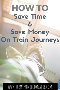 Who doesn't love to save time and money when travelling the lengths and breadths of the UK and Europe? Whether you travel via rail for business or pleasure, whether you're commuting or going away these tips and tricks will help you