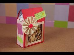 Cajita sorpresa - dulces y/o regalo - 14 de febrero