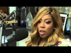 Interview With K. Michelle At The Breakfast Club Power 105.1 [Part 1]