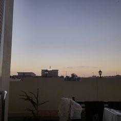Sun rise ..