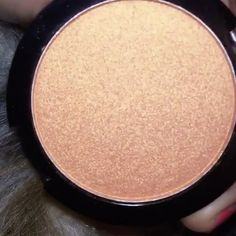 """121 Likes, 4 Comments - Mel (@mellyfmakeup) on Instagram: """"That glow tho  NYX Bright Idea Illuminating Stick in Chardonnay Shimmer. I almost always powder my…"""""""