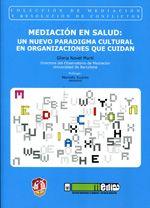 Novel Martí, Gloria. Mediación en salud. Reus, 2012