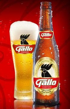 Cerveza Gallo; been from Guatemala, this is the beer you grow up with, having tried different beers from around the world, this is still a great beer...
