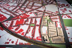 Stadsmuseum Tilburg: Expositie MaquetteLab! Textielfabrieken in de jare... 21st