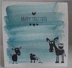 Stempellissa: Happy Together..