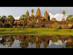 Angkor, la civilización devorada por la selva