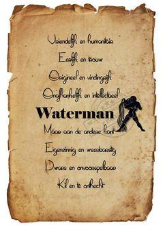 Waterman-20-01 t/m 18-02 #proudtobeaquarius