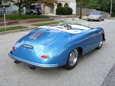 1956 PORSCHE 356 SPEEDSTER Maintenance/restoration of old/vintage vehicles: the material for new cogs/casters/gears/pads could be cast polyamide which I (Cast polyamide) can produce. My contact: tatjana.alic@windowslive.com