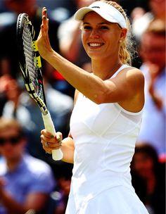 Australian Open, Nicole Gibbs, Caroline Wozniacki Tennis, Red Bikini Top, Rory Mcilroy, Tennis World, Tennis Players Female, Tennis Championships, Tennis Fashion