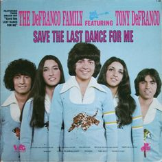 """Tony DeFranco! I thought i loved him...had this very record """"heartbeat, it's a love beat, and when we meet..."""""""
