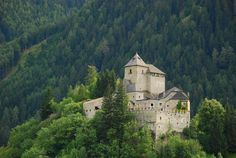 One of many castles at the Brenner Pass - drove through the Brenner pass - beautiful!