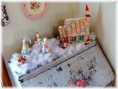 Gingerbread Christmas in DR Corner
