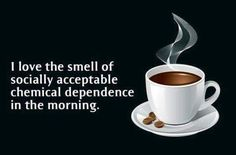 The smell of fresh brewing coffee. Love this❣️❣️