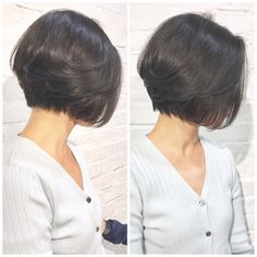 Short Hair With Layers, Short Hair Cuts For Women, Layered Hair, Messy Short Hair, Girl Short Hair, Medium Hair Styles, Curly Hair Styles, Shot Hair Styles, Shot Hair Cuts
