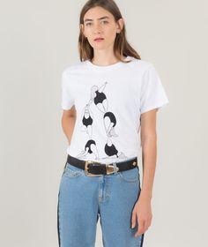 5be5664e2a0355 KAUF DICH GLÜCKLICH Suri T-Shirt Yoga