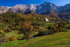Dreznica, Kobarid. Slovenia