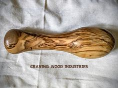 A product review...CravingWood is a small independent woodshop owned and operated by several artisans who have chosen lathes and chisels as their brushes, and turned wood as their canvas.
