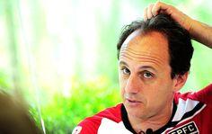 Com quase 42 anos, Ceni sorri como nunca e aprova grupo da Libertadores #globoesporte