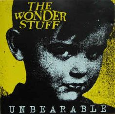 The Wonder Stuff - Unbearable (CD) at Discogs