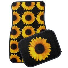 353+ Sunflower Floor Mats | Zazzle