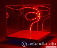 WORKS--RED LED LIGHTS