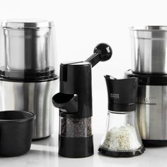 The Best Spice Grinder Earns Its Place in Your Kitchen Spice Grinder, Mechanical Pencils, Almond Recipes, Coffee Beans, Food Hacks, Coffee Maker, Spices, Jar, Good Things