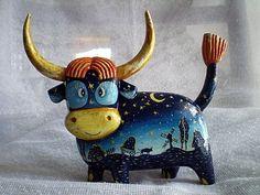 Small Sculptures, Animal Sculptures, Sculpture Art, Animal Crafts For Kids, Art For Kids, Handmade Pottery, Handmade Art, Paperclay, Equine Art